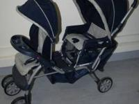 I have an Evenflo double stroller that I need to sell.