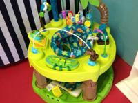 Evenflo Exersaucer Triple Enjoyable - Now on sale for