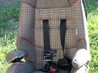 I have 2 identical forward facing car seats They are
