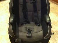 Like new forward facing car seat for 40 pounds plus.