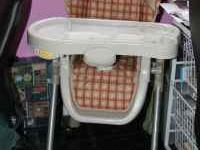 I have an almost brand new Evenflo High Chair...bought