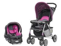 The Journey™ with the Embrace 35 Infant Seat is