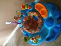 Evenflo Splash Exersaucer. Cash only $25 Call or text