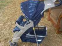 evenflo stroller in good condition. Ann . Location: