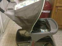I have multiple baby items for sale: Evenflo stroller