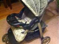 This is a great heavy duty stroller. It collapses for