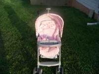 Girls Pink Stroller in good condition No E-MAILS Please