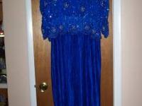 * Made by George F. Couture * Size 14 * Great