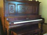 I am selling our family's Everett Piano for $500/OBO.