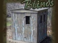 Made right here in central Wisconsin! Evergreen Blinds
