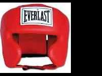 2 sets of everlast boxing gear. great condition. used
