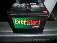 Everstart Lawnmower Battery 20 Cantonment