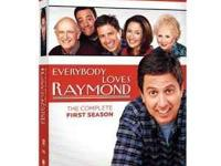 Seasons 1-5 of Everybody loves raymond.. it almost new