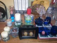we have everything candles,shelfes,wine sets,wine