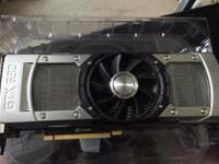 Selling a mint condition EVGA GTX 690 4GB Dual GPU