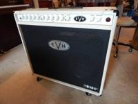 For sale is an EVH 5150III 2x12 50W Tube Guitar Combo
