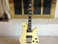 This is my EVH Wolfgang Custom. It is made by the