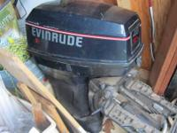 I have a 48 SPL Evinrude boat motor with Hydralic
