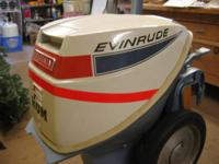 Evinrude outboard engine, version Sportwin # 9822,