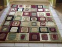 "New rug 5'3"" X 7'7"" Call Chuck  Location: Ocoee"