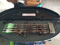 Older Evolution Bow in excellent condition comes with