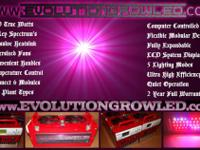 Amazing results are waiting with Evolution Led Grow