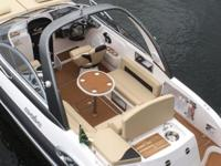 The Evolve 270 CAB is an amazing boat with many