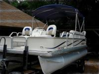 Hull Thickness: .100 in.Hull Type: PontoonHull