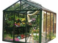 This classic Victorian Greenhouse kit provides the