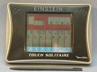 Product Features Einstein Touch Solitaire Convenience