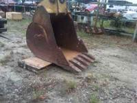 "Geith Excavator bucket 42"" for komatsu pc 200/220 but"
