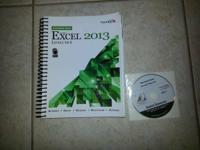 For Sale:  EXCEL 2013 LEVELS 1+2 WITH CD (Benchmark