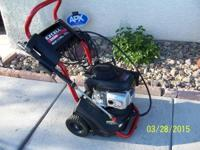 Excel VR2522 2500PSI 2.2GPM Power Pressure Washer