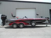 2012 Ranger Z520 powered by Mercury 250 Pro XS (130