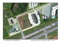 Excellent 1.01 acre lot at intersection of Huntco and