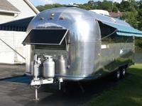 This auction is for a 1968 Airstream Land Yacht as