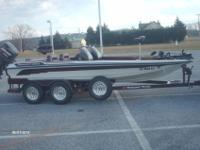 I am selling my 1994 Ranger 482VS Bass Master Classic.