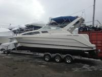 Excellent - 1998 Bayliner 2855 - Included TrailerWe