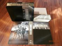 Band of Brothers 6 disc set: Each disc played only