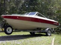 Clean, affordable boat that is really fun on the lake,