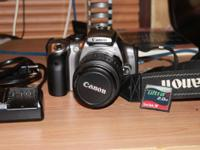 Selling my Canon because I finally upgraded this camera