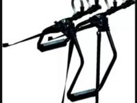 For Sale: GRABER 2 Bike Trunk Rack FEATURES: -
