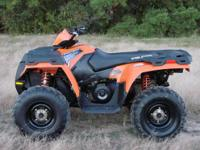 2012 Polaris Sportsman 4x4 500 HO Limited Edition.