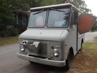 Excellent Condition 1974 Step Van; Perfect Running