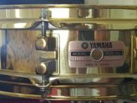 This Snare is in mint condition. It has upgraded
