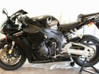 ?The bike is in immaculate condition and the only