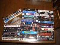 Exceptional condition VHS Combo!!! VHS Titles. - Mod