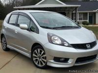 Transfering& wanting to sell 2012 Honda Fit