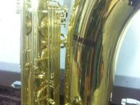 Yamaha Eb Baritone Saxophone For Sale    -Excellent