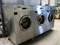 Maytag 35Lb Front Load Washer 208-240V 60Hz 3PH